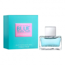 ANTONIO BANDERAS BLUE SEDUCTION 1.7 EDT SP FOR WOMEN