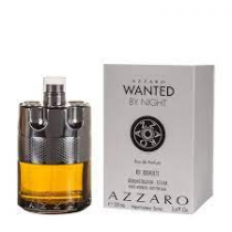 AZZARO WANTED NIGHT TESTER 3.4 EAU DE PARFUM SPRAY