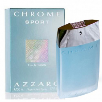 AZZARO CHROME SPORT 1.7 EDT SP FOR MEN