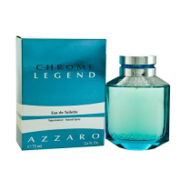 AZZARO CHROME LEGEND 2.6 EDT SP
