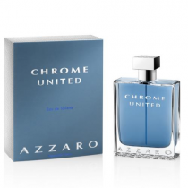 AZZARO CHROME UNITED 1 OZ EDT SP