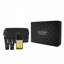 AZZARO 4 PCS SET FOR MEN: 3.4 SP