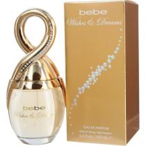 BEBE WISHES & DREAMS 3.4 EAU DE PARFUM SPRAY