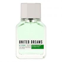 BENETTON UNITED DREAMS BE STRONG TESTER 3.4 EAU DE TOILETTE SPRAY FOR MEN