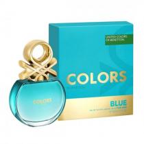 BENETTON COLORS BLUE 1.7 EAU DE TOILETTE SPRAY FOR WOMEN