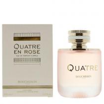 BOUCHERON QUATRE EN ROSE 3.4 EAU DE PARFUM SPRAY FOR WOMEN