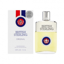 BRITISH STERLING 3.8 COL SPLASH