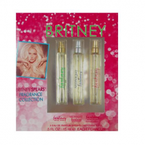 BRITNEY SPEARS 3 PCS SET FOR WOMEN (WINDOW BOX)