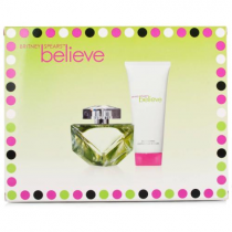BELIEVE BRITNEY SPEARS 2 PCS SET: 3.4 SP