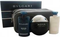 BVLGARI AQUA 4 PCS SET FOR MEN: 3.4 SP