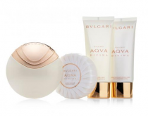 BVLGARI AQUA DIVINA 4 PCS SET FOR WOMEN: 2.2 SP