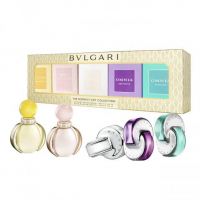 BVLGARI 5 PCS MINI SET FOR WOMEN