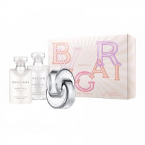 BVLGARI OMNIA CRYSTALLINE 3 PCS SET: 1.3 EDT SP (HARD BOX)