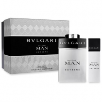 BVLGARI MAN EXTREME 2 PCS SET: 3.4 EDT SP