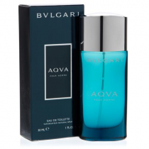 BVLGARI AQUA 1 OZ EDT SP FOR MEN
