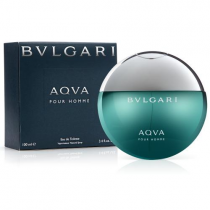 BVLGARI AQUA 3.4 EDT SP FOR MEN