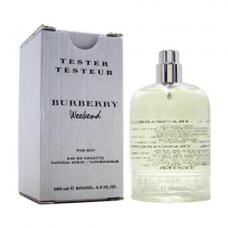 BURBERRY WEEKEND TESTER 3.4 EDT SP FOR MEN