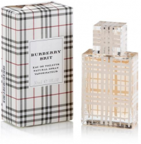 BURBERRY BRIT 1 OZ EDT SP FOR WOMEN