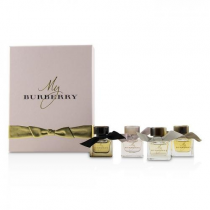 BURBERRY MY BURBERRY 4 PCS MINI SET