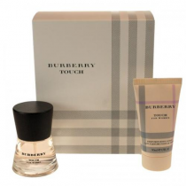 BURBERRY TOUCH 2 PCS SET FOR WOMEN: 1.7 SP