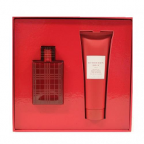 BURBERRY BRIT RED 2 PCS SET: 1.7 SP