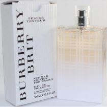 BURBERRY BRIT SUMMER TESTER 3.4 EDT SP FOR WOMEN