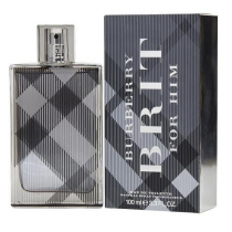 BURBERRY BRIT 3.4 EAU DE TOILETTE SPRAY FOR MEN