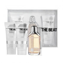 BURBERRY THE BEAT 3 PCS SET FOR WOMEN: 2.5 EDP SP + 3.3 B/L + 3.3 S/G