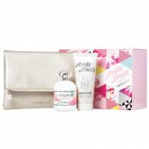 ANAIS ANAIS 3 PCS SET: 3.4 EDT SP + 3.4 BODY LOTION + CLUTCH