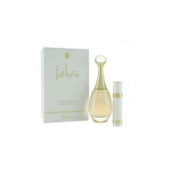 J'ADORE 2 PCS SET: 3.4 EDP SP + 7.5 ML EDP REFILLABLE SPRAY
