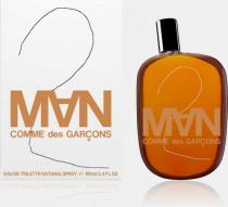 COMME DES GARCONS 2 3.4 EAU DE TOILETTE SPRAY FOR MEN