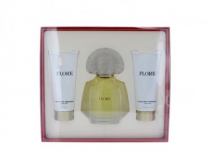 FLORE CH 3 PCS SET: 3.4 EDP SP + 3.4 B/L + 3.4 S/G