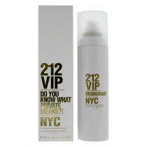 212 VIP 5 OZ DEODORANT SPRAY FOR WOMEN