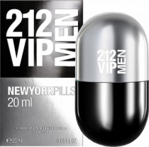 212 VIP 0.68 OZ EDT SP FOR MEN
