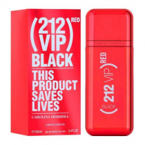 212 VIP RED BLACK 3.4 EDP SP FOR MEN