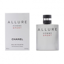 ALLURE SPORT 3.4 EDT SP FOR MEN