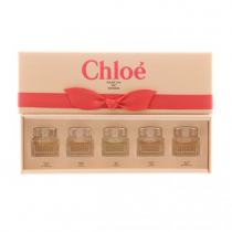 CHLOE SIGNATURE 5 PCS MINI SET FOR WOMEN