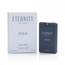 ETERNITY AQUA 0.67 OZ EDT SP FOR MEN