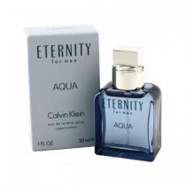 ETERNITY AQUA 1 OZ EDT SP FOR MEN