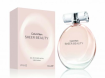 CK SHEER BEAUTY 1.7 EDT SP