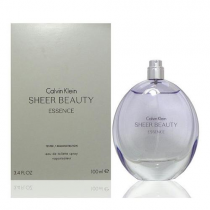 CK SHEER BEAUTY ESSENCE TESTER 3.4 EDT SP FOR WOMEN