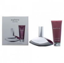 EUPHORIA 2 PCS SET FOR WOMEN: 3.4 SP (TRAVEL SET)