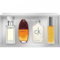 CALVIN KLEIN 4 PCS MINI SET FOR WOMEN