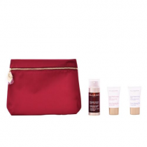 CLARINS 40+ 4 PCS SET: DOUBLE SERUM + EXTRA-FIRMING