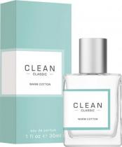 CLEAN WARM COTTON 1 OZ EAU DE PARFUM SPRAY FOR WOMEN