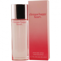 CLINIQUE HAPPY HEART 1.7 EDP SP FOR WOMEN