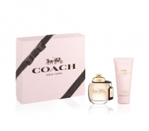 COACH NEW YORK 2 PCS SET FOR WOMEN: 1.7 SP