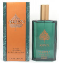 ASPEN 4 OZ COLOGNE SP FOR MEN