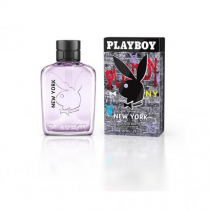 PLAYBOY NEW YORK 3.4 EDT SP FOR MEN
