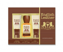 ENGLISH LEATHER 3 PCS SET: 3.4 SPL